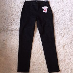 NWT GAP SZ 27 Sculpt high rise skinny ankle jeans
